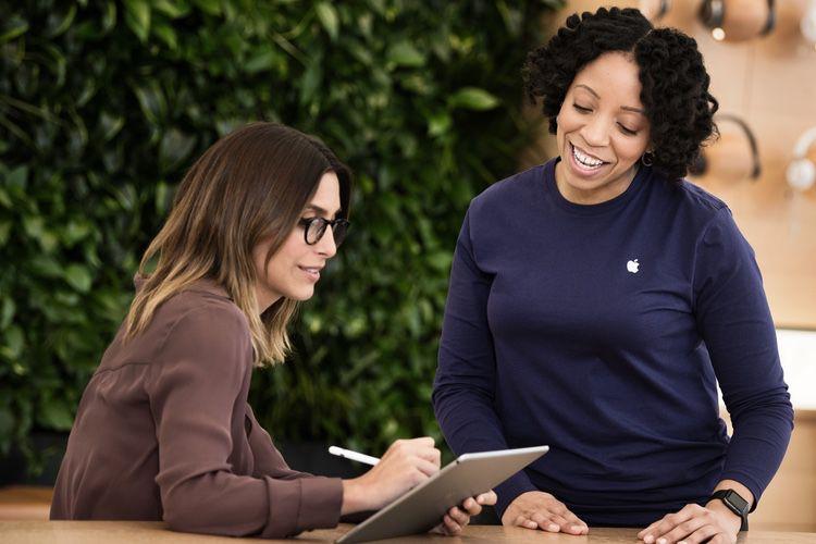 Un pass Wallet spécial pour les clients business d'Apple