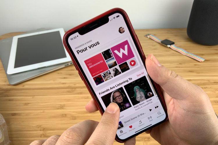 Personne n'a accepté la hausse des royalties des compositeurs américains, sauf Apple