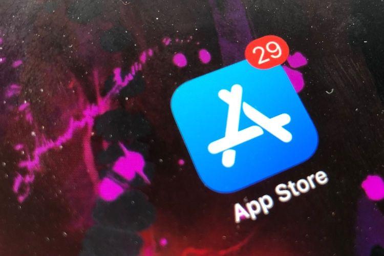 Panne sporadique de l'App Store ce soir
