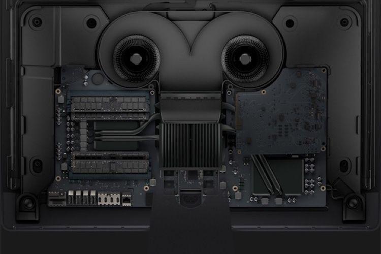 Impossible de monter l'iMac Pro à 256Go de RAM sans avoir acheté l'option chez Apple