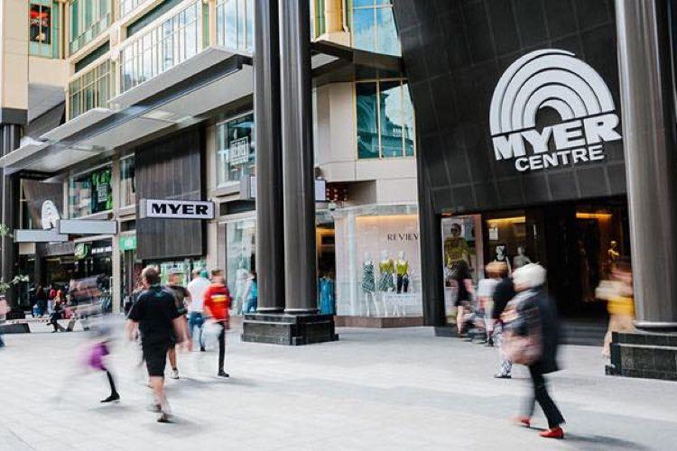 En Australie, les grands magasins Myer ne vendent plus d'appareils Apple