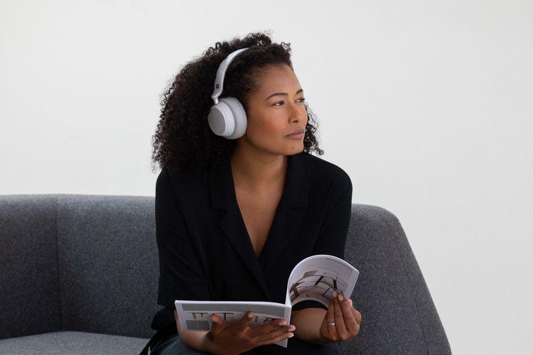 Casque: le Surface Headphones de Microsoft est en vente à 380€