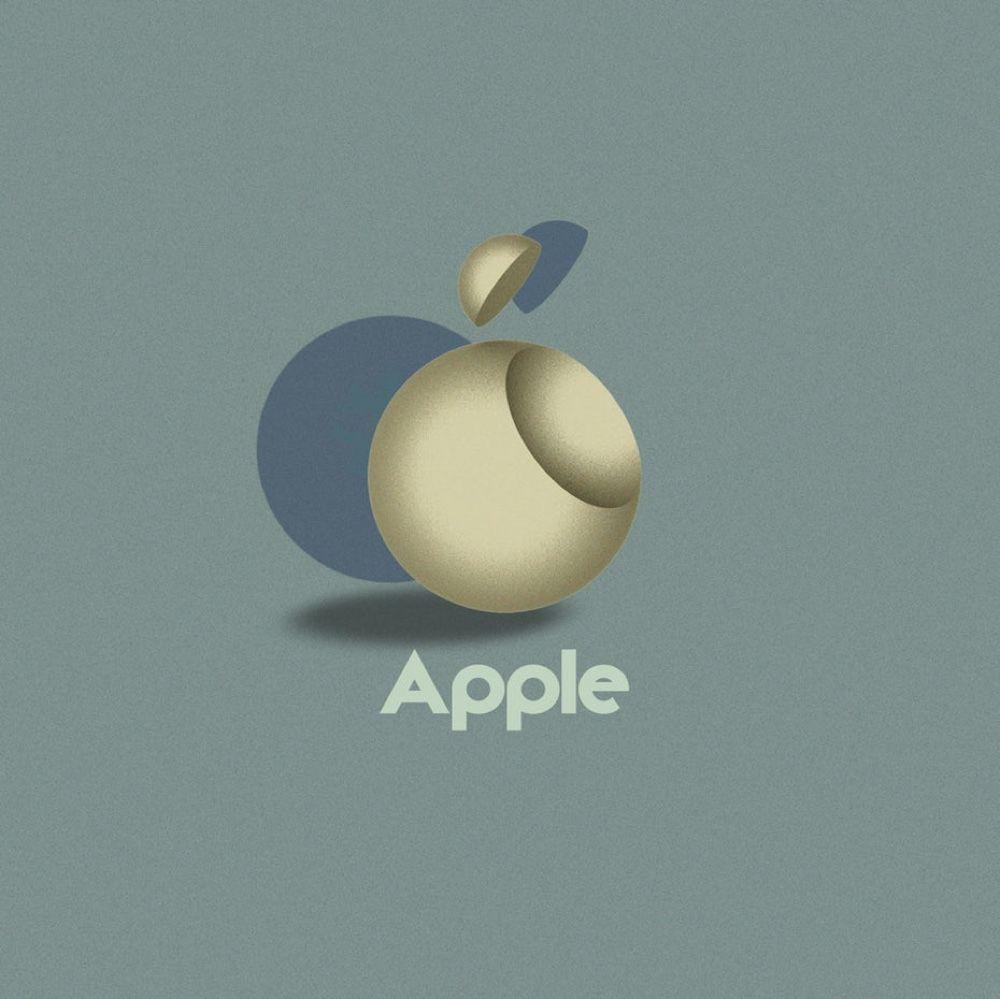 Concept : un nouveau logo Apple pour les 100 ans du Bauhaus