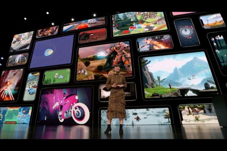 Apple Arcade : une centaine de jeux en illimité