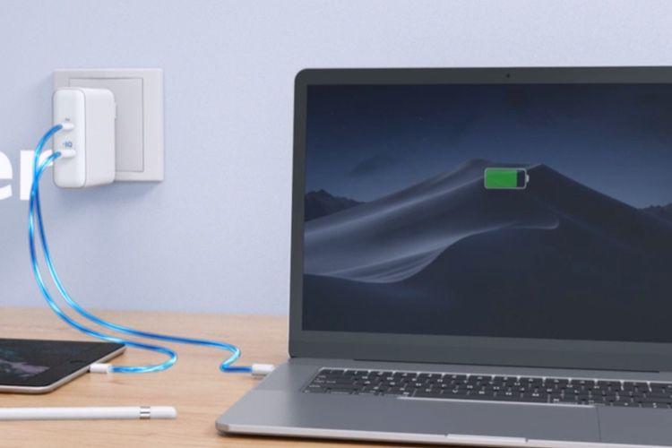 Le chargeur-batterie PowerCore Fusion d'Anker bientôt en Europe