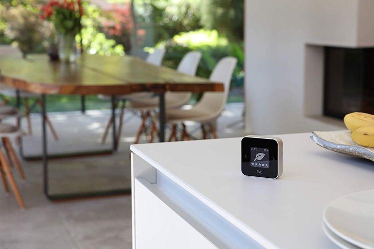 Promo : le capteur de qualité d'air HomeKit Eve Room à 75€ au lieu de 100