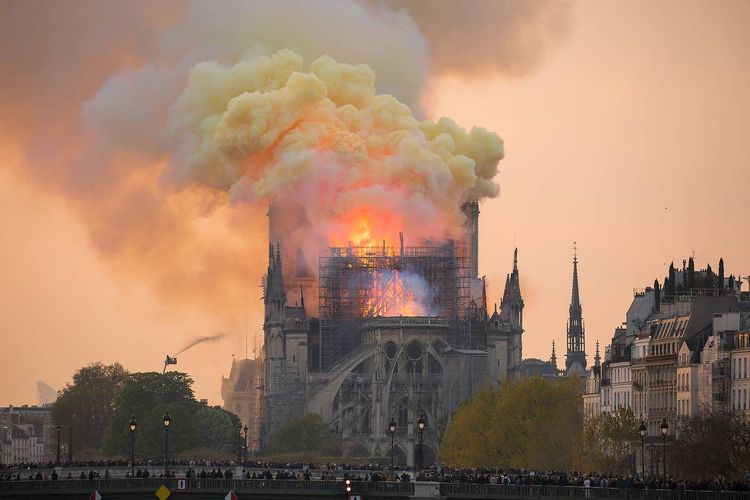 Notre-Dame de Paris : Apple va faire un don