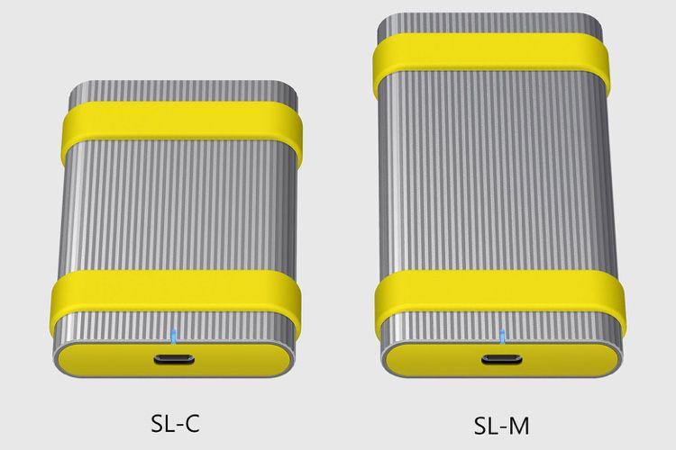 Sony présente des SSD externes très robustes