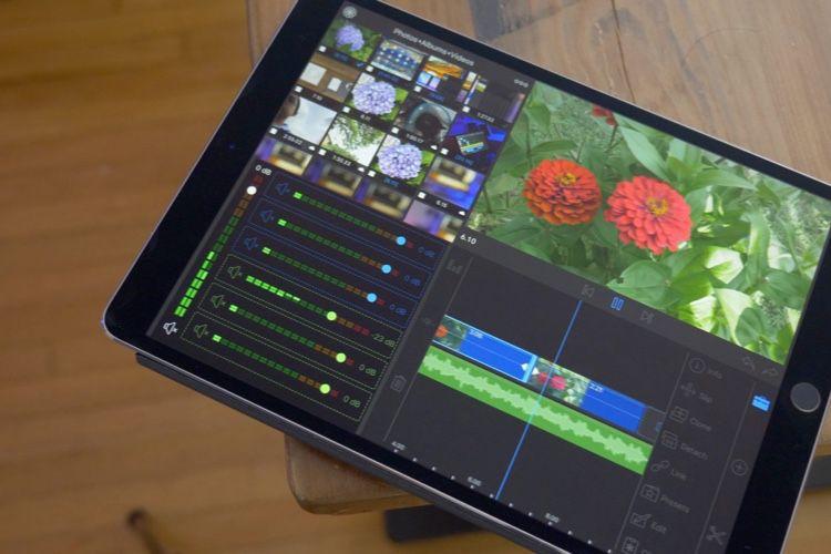 LumaFusion 2 va muscler ses fonctions de montage vidéo suriPad et iPhone