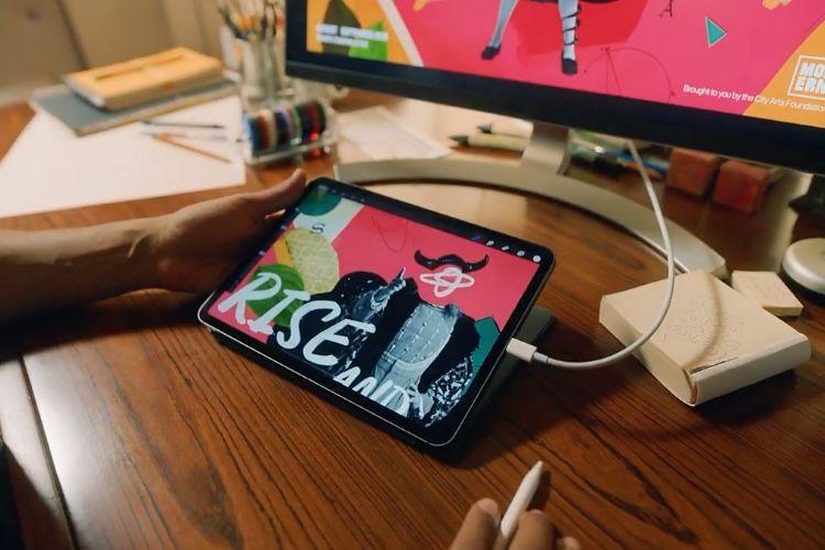 La vie avec un iPad Pro, selon Apple