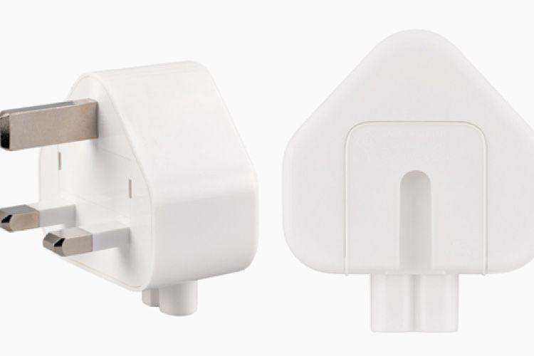Apple organise le rappel d'un adaptateur secteur vendu entre 2003et2010