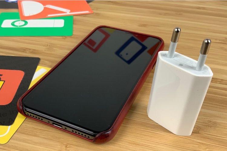Où l'on reparle d'un chargeur 18 W fourni avec les futurs iPhone