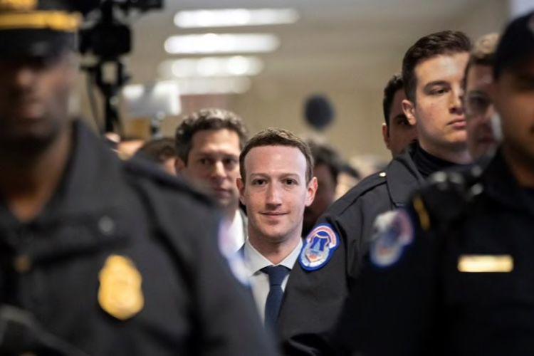 Les données de millions d'utilisateurs Facebook stockées sans protection