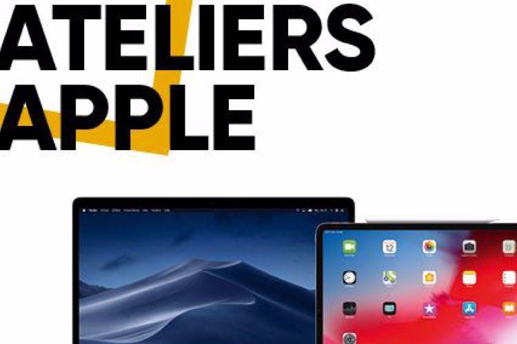 Des ateliers Apple renouvelés dans les Fnac