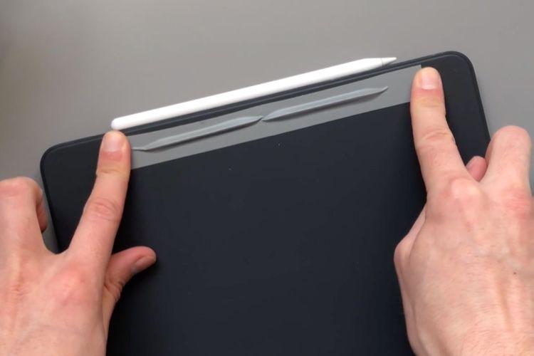 Une astuce low-cost pour améliorer le Smart Keyboard Folio des iPad Pro
