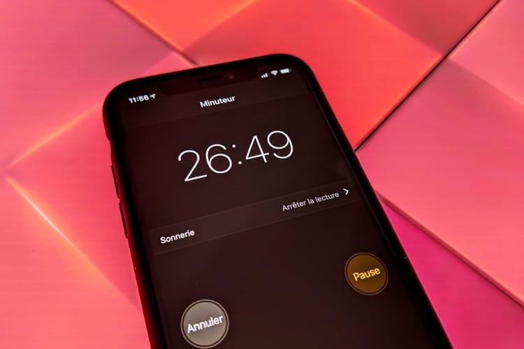 Astuce iOS: s'endormir en musique avec n'importe quelle app