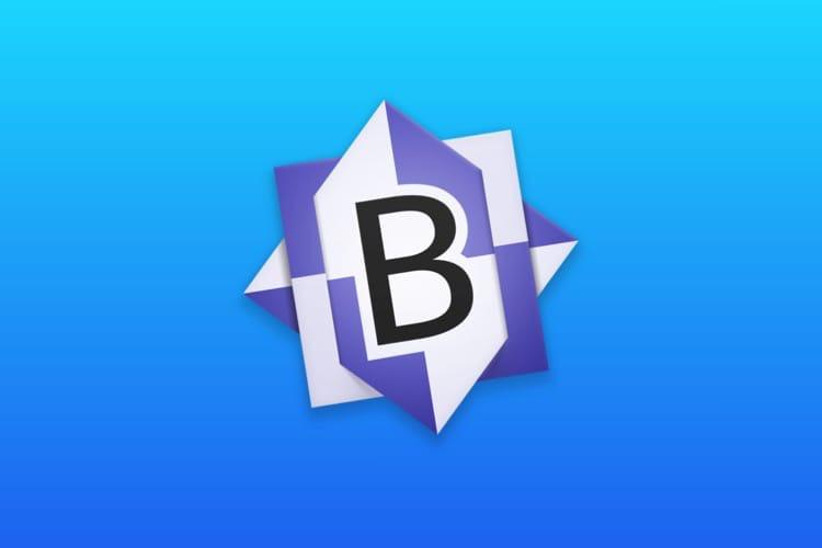 BBEdit de retour sur le Mac App Store... avec un abonnement