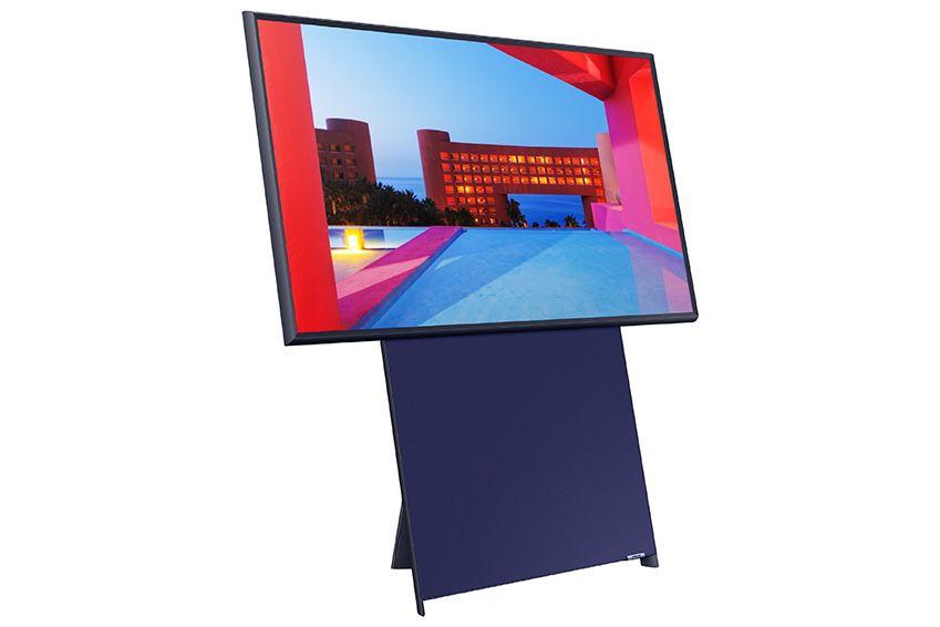 Sérieux, Samsung ? Un téléviseur vertical pour plaire à la génération Y ?