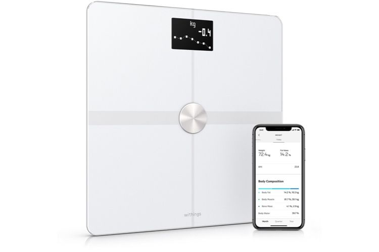French Days : la balance Withings Body Cardio à moitié prix (75 €)