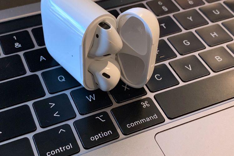 AirPods : comment afficher les infos des batteries dans macOS