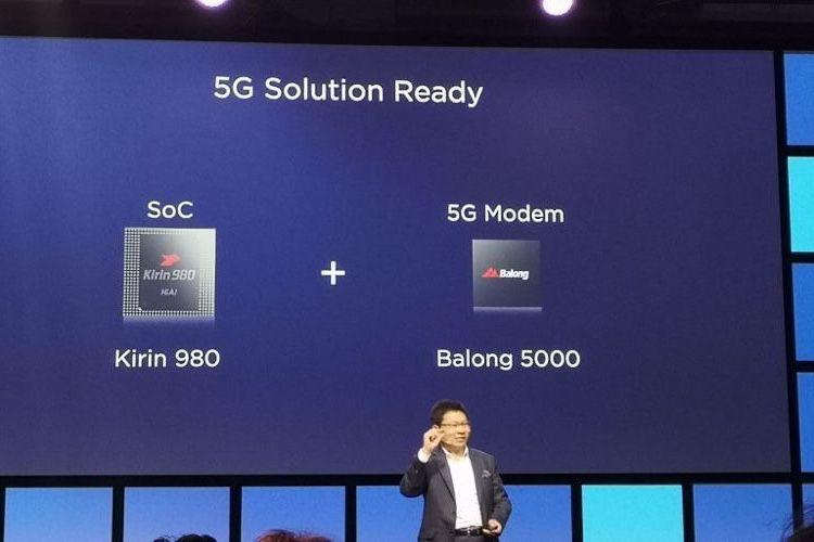 5G : Huawei présenté comme «ouvert» à l'idée de fournirApple