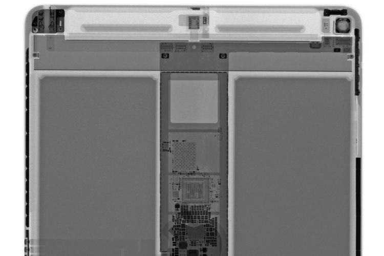 L'iPad Air est bien le jumeau caché de l'iPad Pro 10,5''