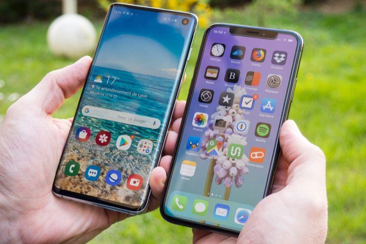 Les nouveautés du Galaxy S10 qu'il nous tarde de voir dans l'iPhone