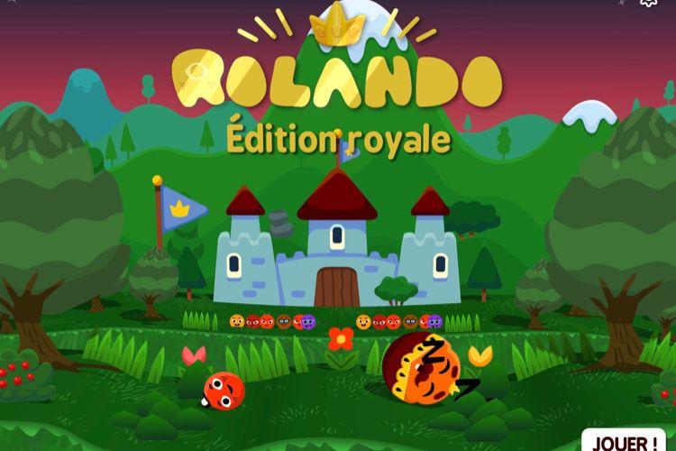 Rolando est de retour sur l'AppStore