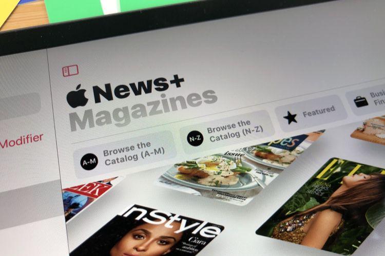 Apple veut recruter les futurs lecteurs d'Apple News+ sur les réseaux sociaux