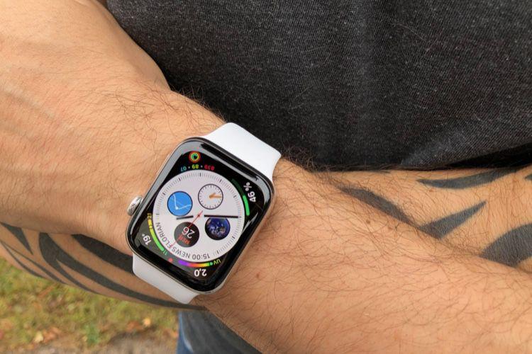 Promo : jusqu'à 50€ de réduction sur des Apple Watch Series4