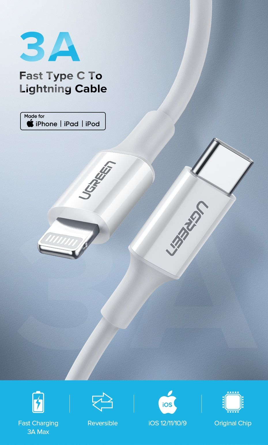 chargeur iphone 5 m aliexpress