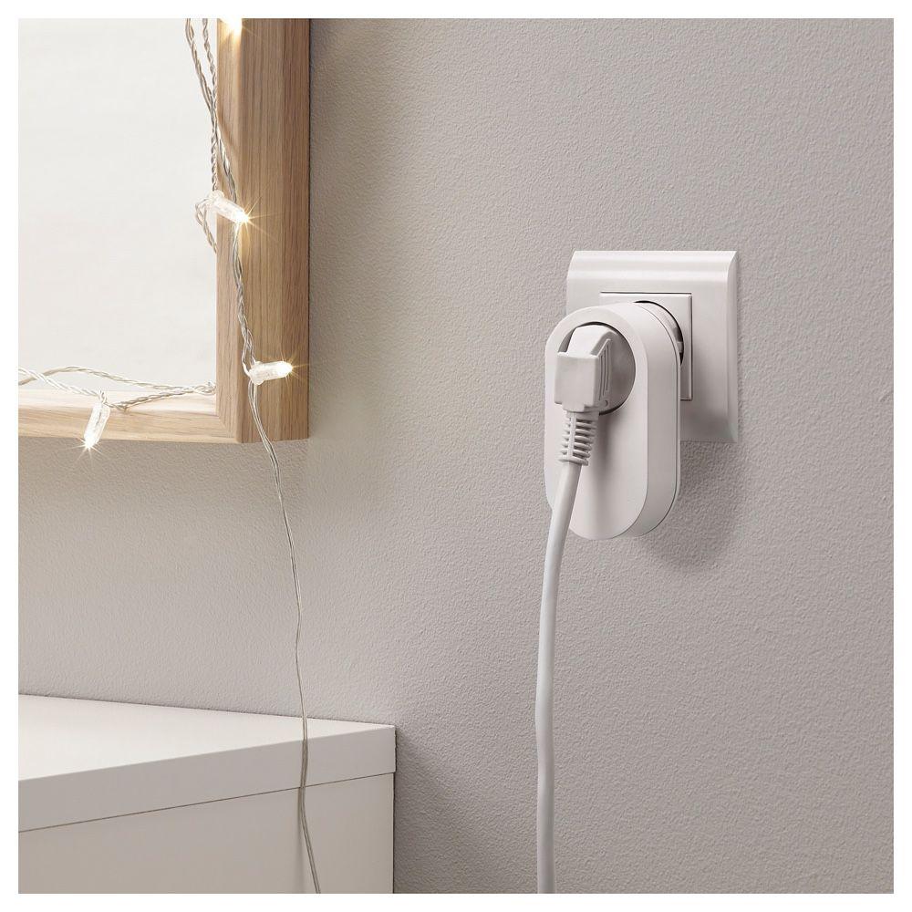 HomeKit : IKEA envoie la mise à jour pour sa prise connectée à 8 €
