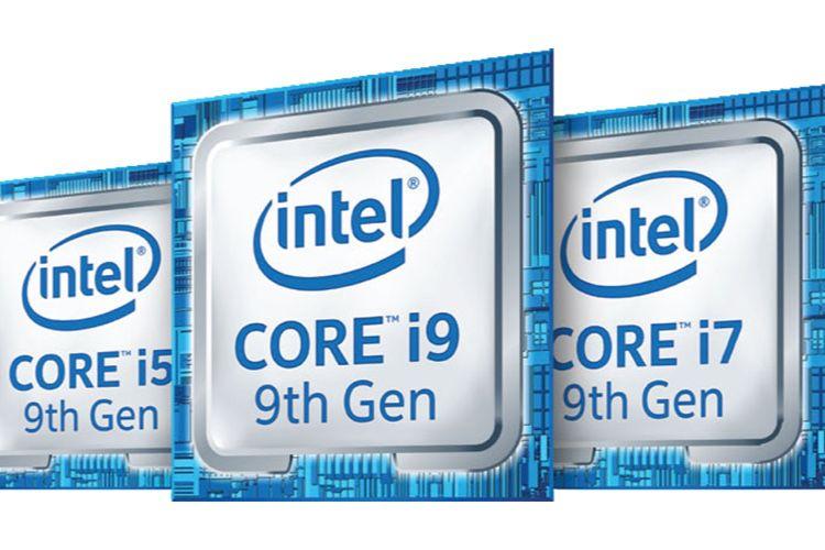 Intel Core i9 de 9e génération: jusqu'à 5 GHz dans les ordinateurs portables