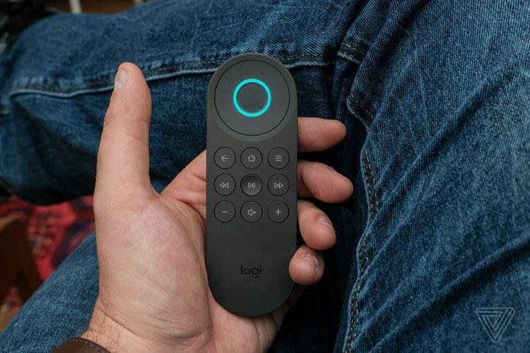 La nouvelle télécommande universelle de Logitech fonctionne avec Alexa
