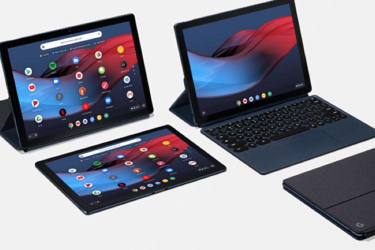 Google n'abandonne pas les Pixelbook et Pixel Slate