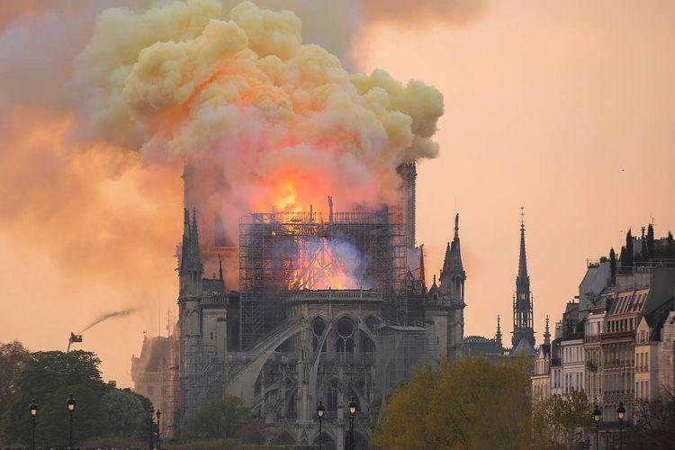 Notre-Dame : Apple va regrouper les dons de ses employés