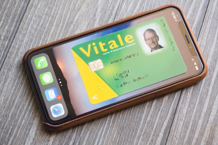 Une «appli carte Vitale»testée cette année et généralisée en 2021