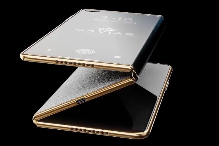 video en galerie : iPhone Z : et pourquoi pas un iPhone pliable en trois ?