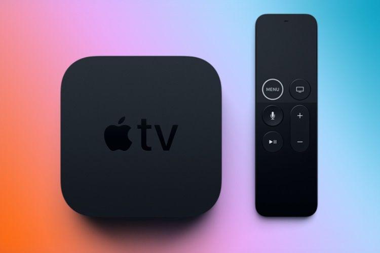 Apple livre tvOS 12.2.1