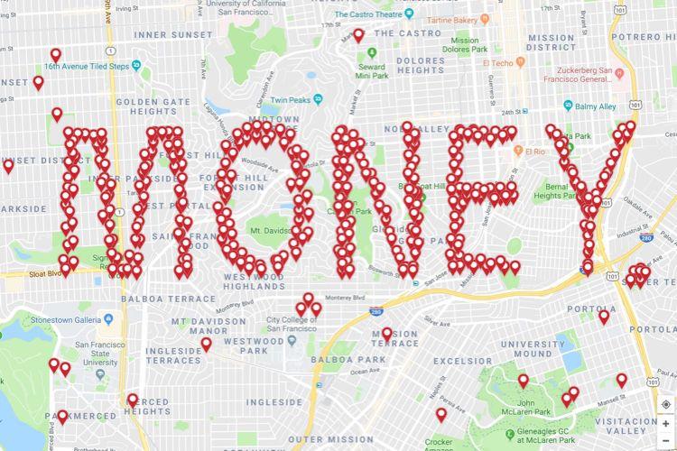 Google Maps, la nouvelle machine à cash de Google