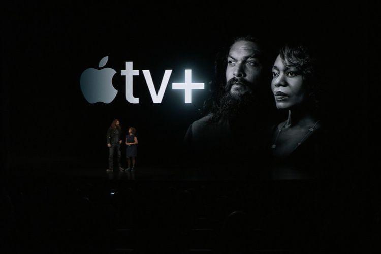 Le créateur de l'une des séries Apple TV+ dit avoir eu la paix