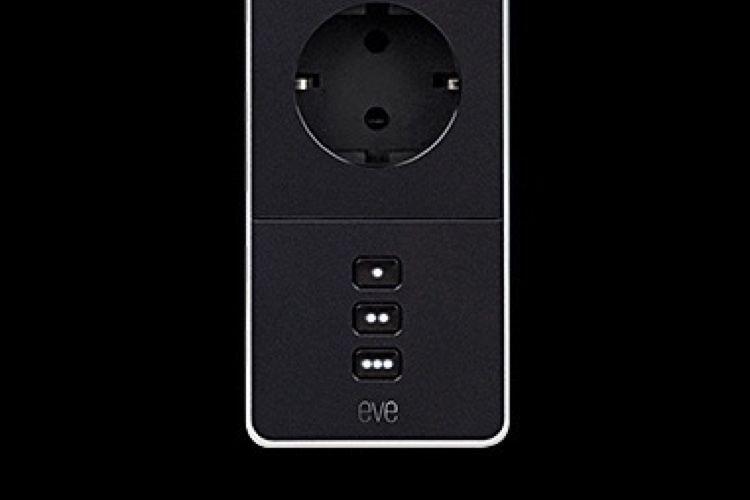 Eve Energy Strip, une multiprise HomeKit à trois emplacements pour 100€