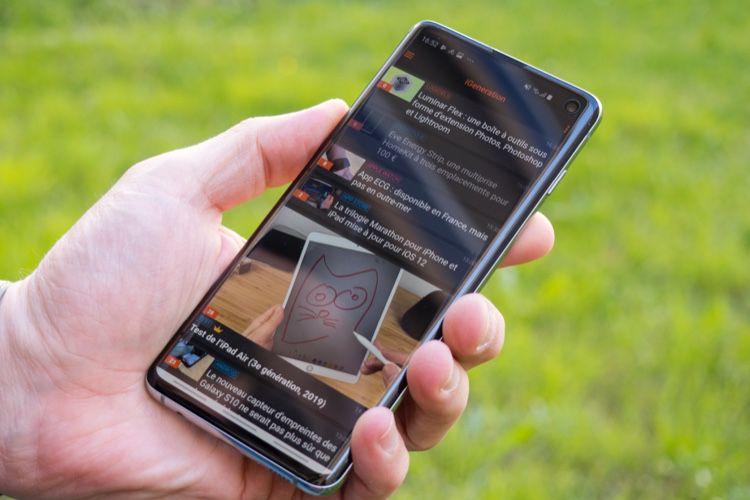 Mise à jour d'iGeneration pour Android: mode nuit et autres améliorations au rendez-vous