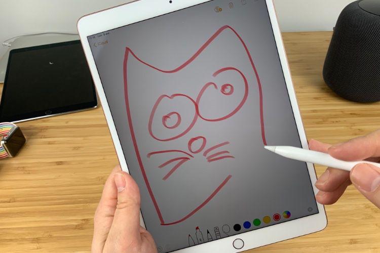 Test de l'iPad Air (3e génération, 2019)