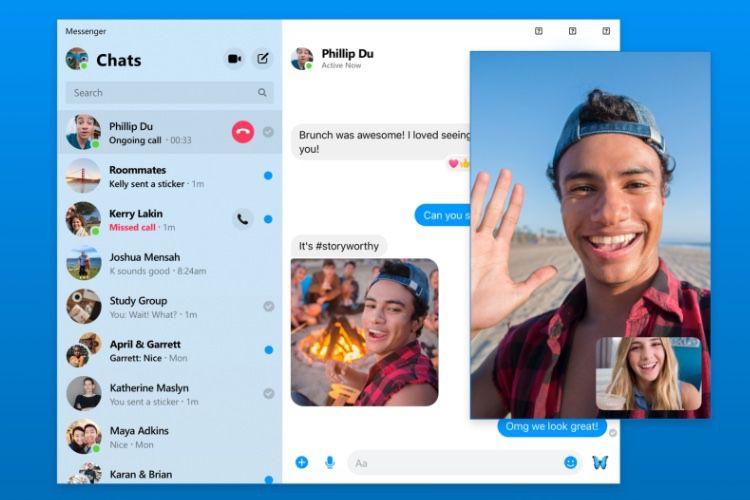 Messenger : une app macOS et Windows, le chiffrement par défaut et une version mobile allégée