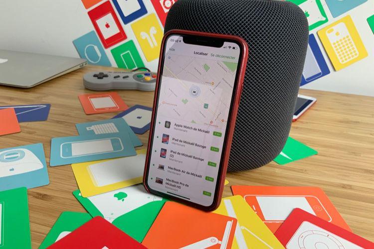 Rumeurs : une app unifiée pour localiser ses appareils et ses amis… et un traqueur Apple façon Tile ?