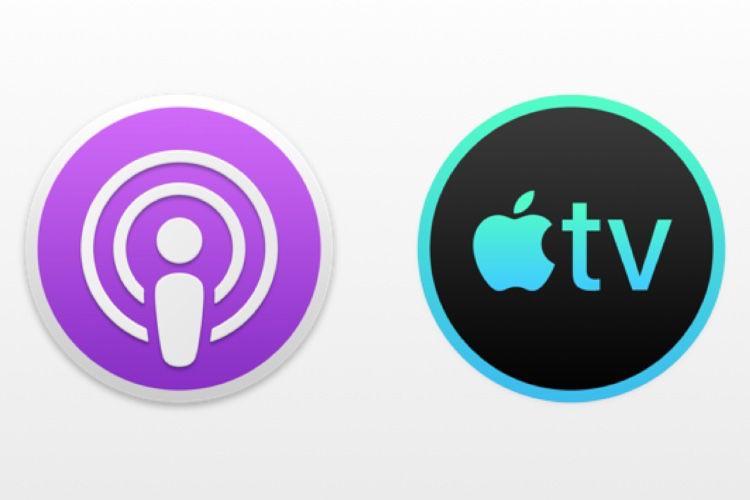 macOS 10.15 : les nouvelles apps Musique, Podcasts, Livres et Apple TV se profilent à l'horizon