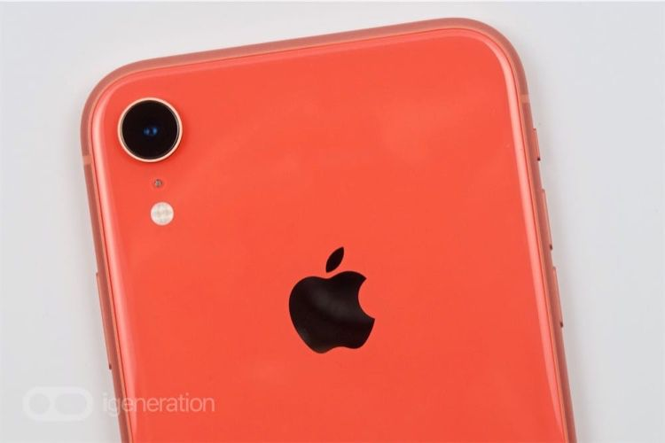 L'iPhone XR se vend plus que les iPhone XS et XS Max en Europe