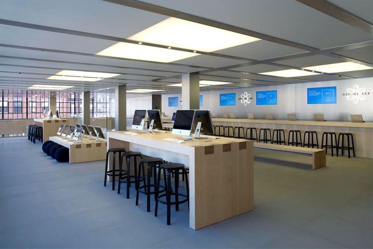 Dans une affaire de vol, Apple dément utiliser la reconnaissance faciale en Apple Store