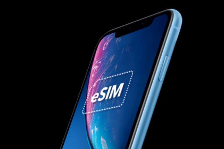 Orange prend en charge l'eSIM de l'iPhone pour les pros… ou peut-être pas